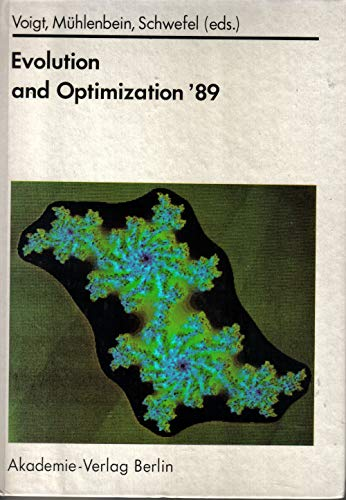 9783055008627: Evolution and Optimization: '89