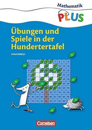 9783060002405: Übungen und Spiele in der Hundertertafel. RSR. Arbeitsblätter