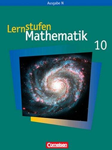 9783060008698: Lernstufen Mathematik 10. Schuljahr. Neue Ausgabe N. Schülerbuch