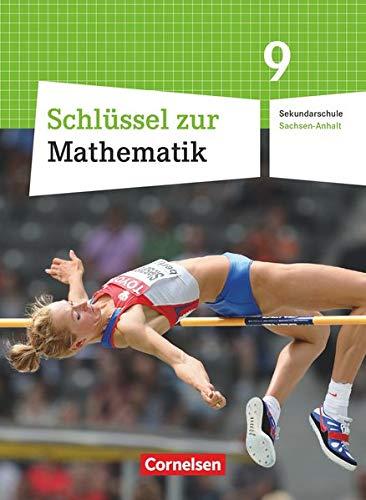 9783060045549: Schlüssel zur Mathematik 9. Schuljahr. Schülerbuch. Sekundarschule Sachsen-Anhalt