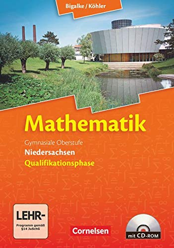 9783060059003: Mathematik Sekundarstufe II. Gesamtband: 11./12. Schuljahr. Schülerbuch. Niedersachsen