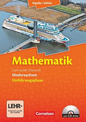 9783060059027: Mathematik Sekundarstufe II Einführungsphase. Schülerbuch Niedersachsen