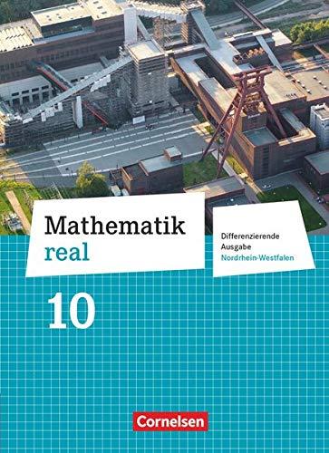 9783060066735: Mathematik real 10. Schuljahr. Schülerbuch Differenzierende Ausgabe Nordrhein-Westfalen