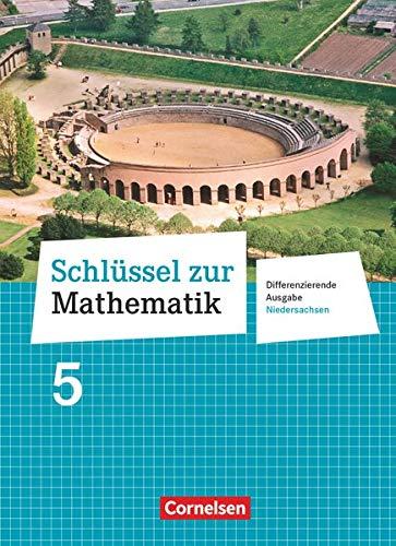 9783060067206: Schlüssel zur Mathematik 5. Schuljahr. Schülerbuch Oberschule Niedersachsen