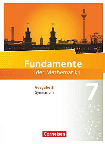 9783060092345: Fundamente der Mathematik 7. Schuljahr. Schülerbuch Gymnasium Brandenburg