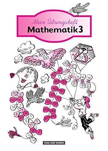 9783060093083: Mein Mathematikbuch 3/4. Übungsheft 3. Sonderschule