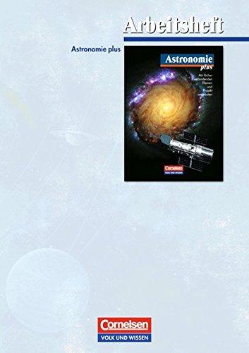 9783060102211: Astronomie plus. Arbeitsheft