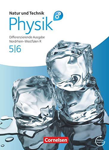 9783060102839: Natur und Technik: Physik. 5./6. Schuljahr. Schülerbuch mit Online-Angebot. Differenzierende Ausgabe. Realschule Nordrhein-Westfalen