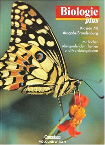 9783060107605: Biologie plus Grundschule 7/8. Lehrbuch. Berlin / Brandenburg