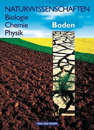 9783060109203: Naturwissenschaften. Biologie 1. Boden. Lehrbuch. RSR