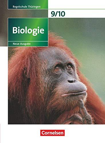 9783060112715: Biologie 9./10. Schuljahr. Schülerbuch. Regelschule Thüringen