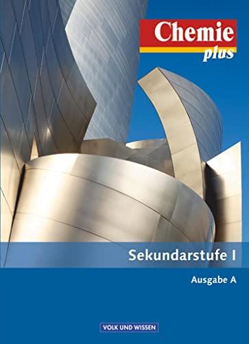 9783060119813: Chemie plus Ausgabe A. Gesamtband. Schülerbuch