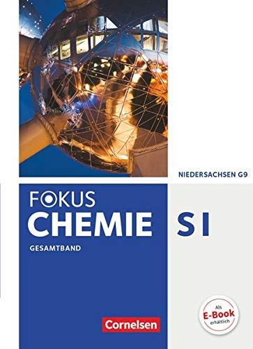 Fokus Chemie Gesamtband. Schulerbuch Gymnasium Niedersachsen: Karin Arnold, Volkmar
