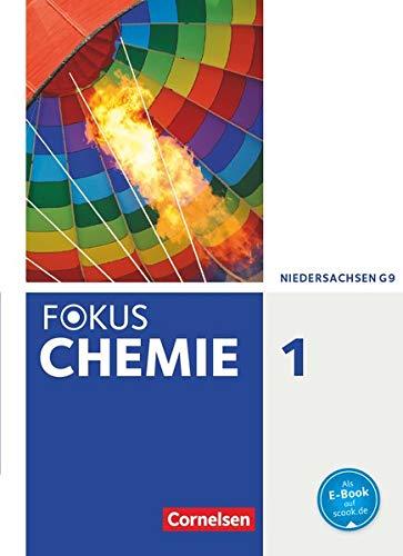 Fokus Chemie 01. Schulerbuch. Gymnasium Niedersachsen: Karin Arnold, Volkmar