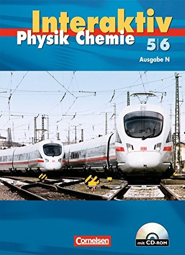 9783060146024: Physik/Chemie interaktiv - Nord 5/6. Sch�lerbuch