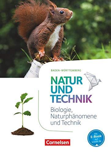 9783060153688: Natur und Technik 5./6. Schuljahr. Schülerbuch Naturwissenschaften Baden-Württemberg