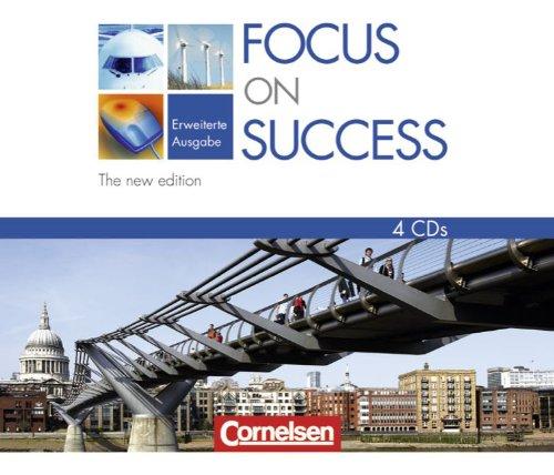 9783060200382: Focus on Success. The New Edition. Erweiterte Ausgabe. CDs