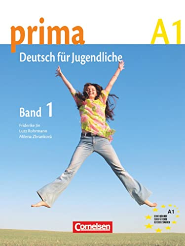 9783060200511: prima German: Sch?lerbuch Band 1 (Student Book) (German Edition)
