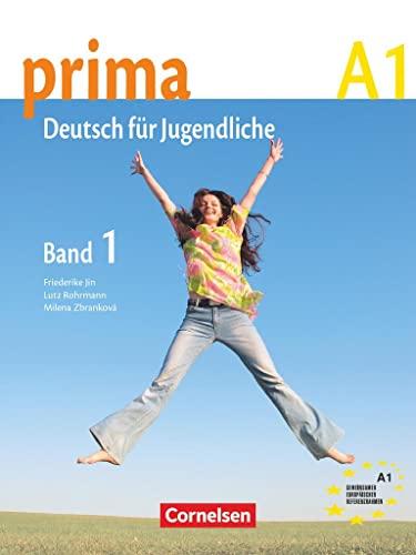 9783060200511: Prima - Deutsch Fur Jugendliche: Schulerbuch 1