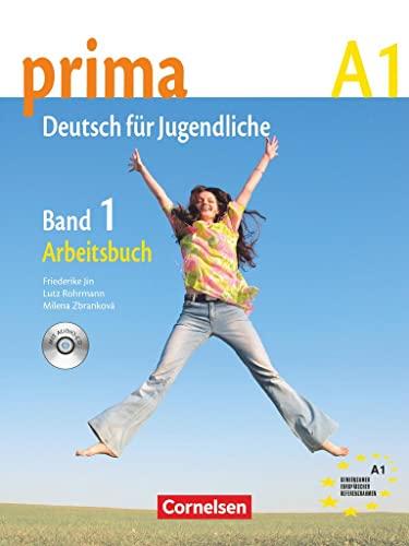 9783060200528: Prima - Deutsch Fur Jugendliche: Arbeitsbuch 1 MIT CD (Prima German)