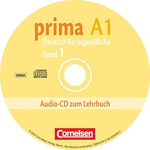 9783060200665: prima German: Audio-CD zum Lehrbuch Band 1 (Student Book Audio CD) (German Edition)