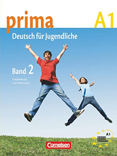 9783060200672: prima German: Sch?lerbuch Band 2 (Student Book) (German Edition)