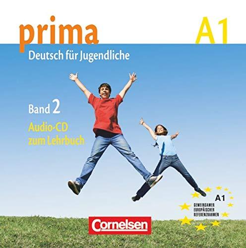 9783060200696: Prima. Deutsch für Jugendliche. Con CD Audio. Per la Scuola media: Prima A1. Band 2. Audio-CD