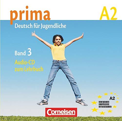9783060200771: Prima. Deutsch für Jugendliche. Con CD Audio. Per la Scuola media: Prima A2. Band 3. Audio-CD