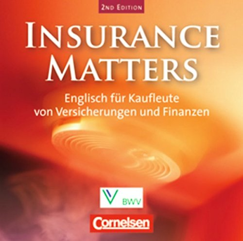 9783060200887: Insurance Matters