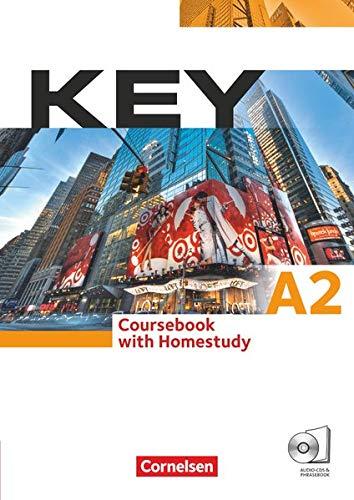 9783060200986: Key. Europäischer Referenzrahmen: A2 Kursbuch