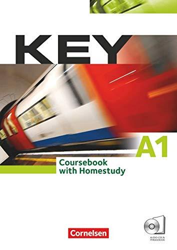 9783060201020: Key. Europ�ischer Referenzrahmen: A1 Kursbuch