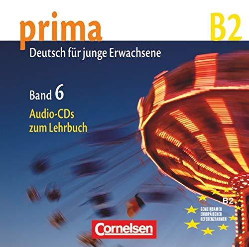 9783060201440: prima German: Audio-CD zum Lehrbuch Band 6 (Student Book Audio CD) (German Edition)