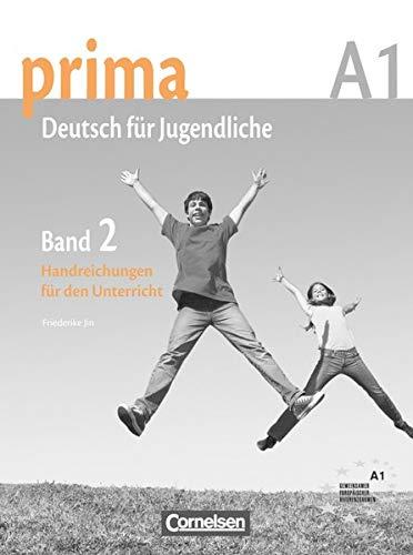 9783060201709: prima German: Handreichungen f?r den Unterricht, Band 2 (Teacher's Handbook) 2008 (German Edition)