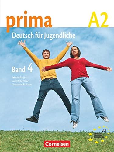 9783060201723: Prima - Deutsch Fur Jugendliche: Schulerbuch 4