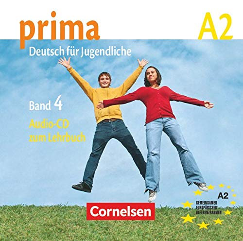 9783060201747: prima German: Audio-CD zum Lehrbuch Band 4 (Student Book Audio CD) (German Edition)