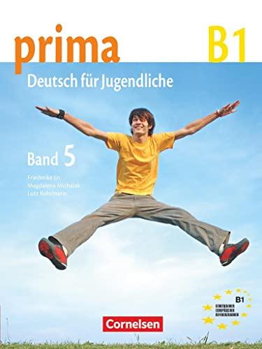 9783060201761: prima B1. Band 5: Schülerbuch