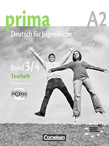 Prima - Deutsch für Jugendliche: A2: Band: Grammatiki Rizou