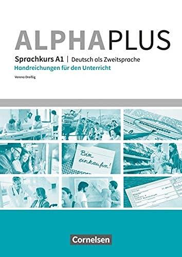 9783060202225: Alpha plus A1/2 Aufbaukurs: Handreichungen für den Unterricht