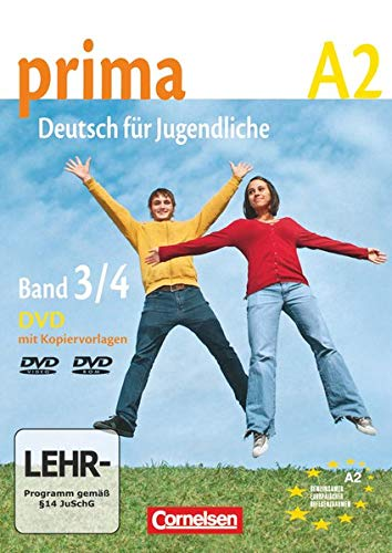 9783060202249: prima German: Video DVD Band 3/4 (German Edition)