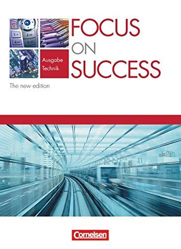 9783060202287: Focus on Success - Schülerbuch - Technik - The New Edition