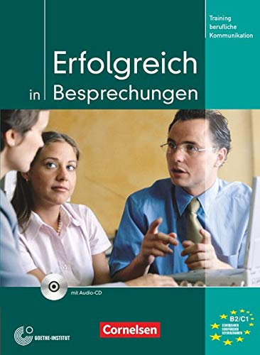 9783060202645: Erfolgreich in Besprechungen (Training berufliche Kommunikation)