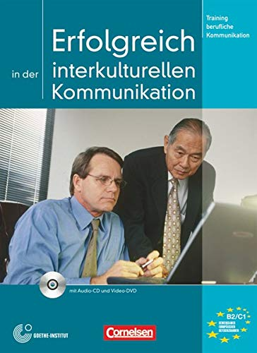 9783060202669: Training Berufliche Kommunikation: Erfolgreich in Der Interkulturellen Kommunikation -Kursbuch MIT CD & DVD (German Edition)