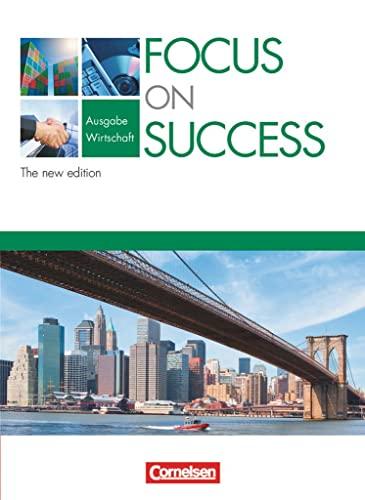 9783060202751: Focus on Success - Schülerbuch - Wirtschaft - The New Edition