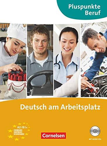 9783060203765: Deutsch amb Arbeitsplatz (Incluye 2 CD)