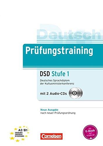 9783060204526: Prufungstraining Daf: Deutsches Sprachdiplom Stufe 1 (German Edition)