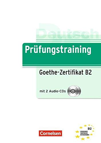 9783060205301: Prufungstraining Daf: Goethe-Zertifikat B2 ...