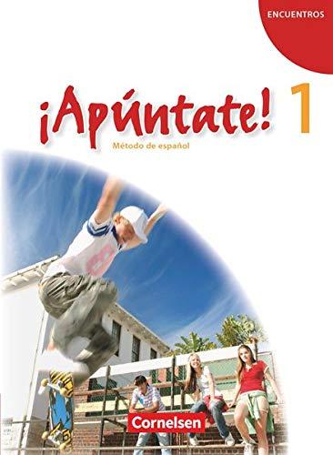 9783060205653: ¡Apúntate! 1. Schülerbuch