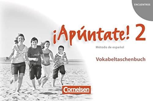 9783060205783: !Apúntate! 2. Vokabeltaschenbuch