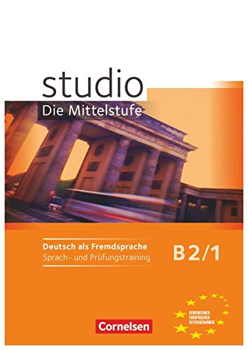 9783060206131: Studio d B2/1. Sprachtraining