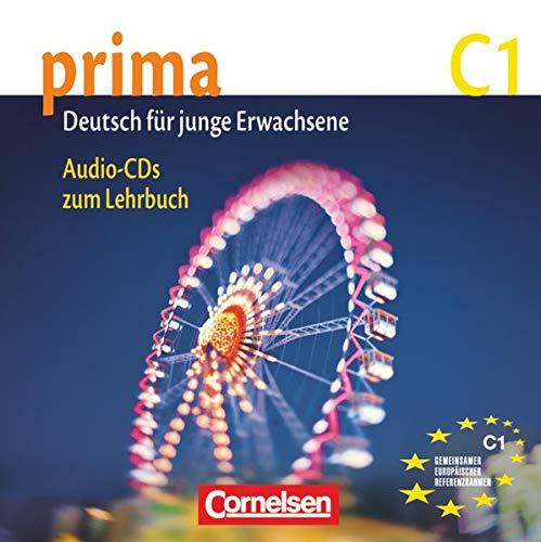 Prima - Deutsch Fur Jugendliche: Audio-Cds 7: Holt McDougal